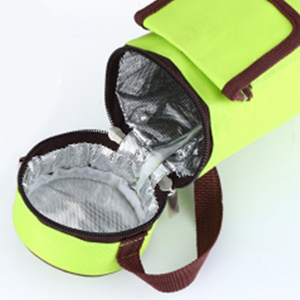 Kettle insulation backpack - outdoor travel anti-scalding insulation ice pack thickening