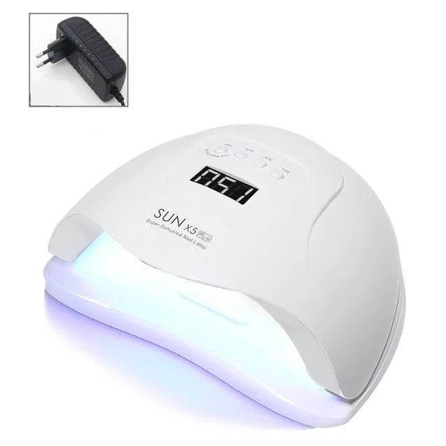 LED Lamp For Nails Dryer Ice Lamp For Manicure Gel Nail Lamp Drying Lamp