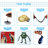 Magnetic Putty Hand Plasticine Toy Polymer Clay DIY Toy Play Dough for Children Kids Adult