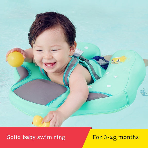 Foam No Inflatable For Baby Safety Swimming Ring floating Swim Trainer