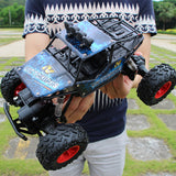 【HOT SALE】50%OFF-  Remote Control Climbing Road Vehicle