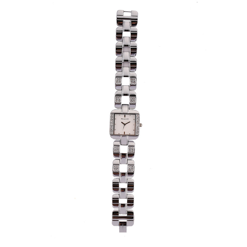 BELMOND Fashion Wristwatch For Women Watch Water Resistant 3-Hand Timepiece