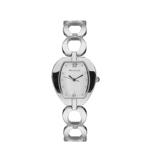 Wristwatch Diamond With Hollow Bracelet