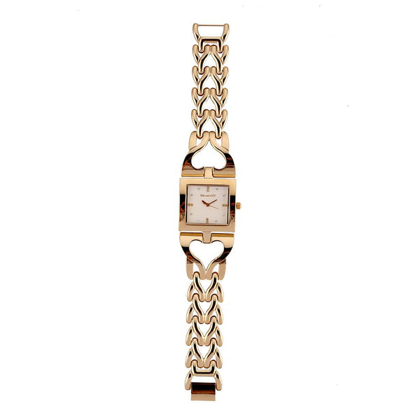 HOT ITEM - Diamond Square Watch Hollow Bracelet
