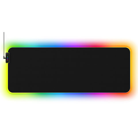 Tronsmart Spire RGB Gaming Mouse Pad Mat with Micro-textured Cloth Surface Non-slip Base for Gamers