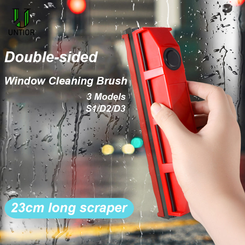 Magnetic Window Cleaner Portable Wipe Glass Cleaning Tools Household Glass Wiper for Double Side Window