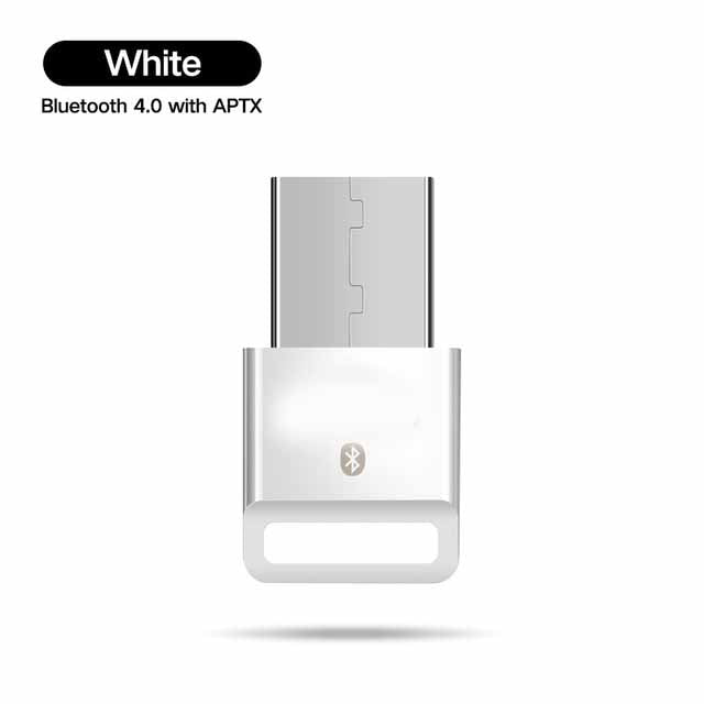 Computer PC Wireless Mouse Bluetooth Speaker 4.0 Music Receiver USB Bluetooth Adapter