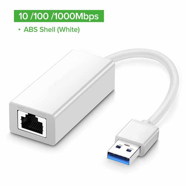 USB Ethernet Adapter USB 3.0 2.0 Network Card