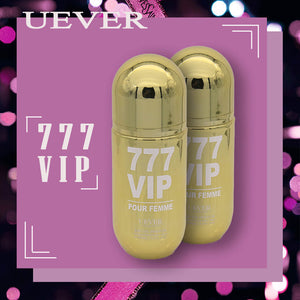 【777 VIP】EDP Vaporisateur Natural Spray For Women