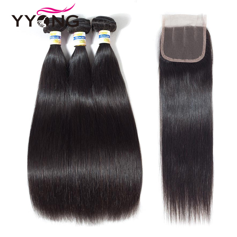 2019 New Fashion Women Black Wig Long Straight Hair Wig