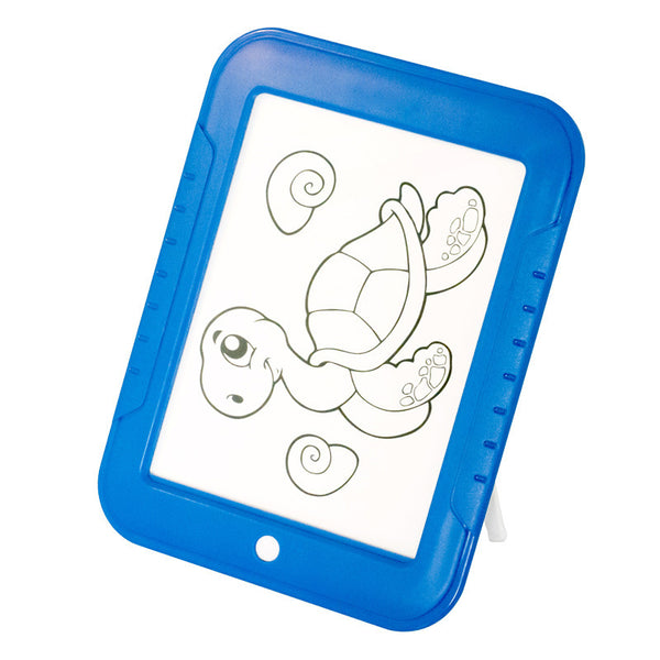 Light Up Tracing Pad 3D Magic Drawing Pad, Kids Magic Pad Light Up Drawing Board, Puzzle Drawing Board Educational Toys