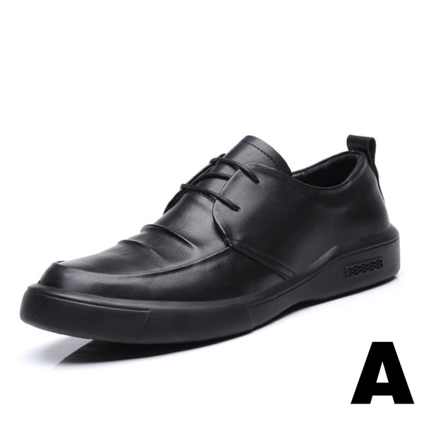 【Best Sale+Limited Time Offer】2020 New Trendy Fashion Wild Casual Men's Leather Shoes