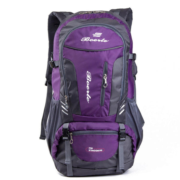 55L Travel Hiking Nylon Men Women Backpack Casual Mountaineering Backpack