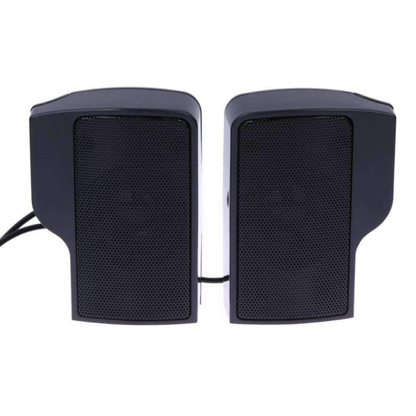 Clip-on Laptop Speakers - Enjoy amazing sound quality at the comfort of your own home