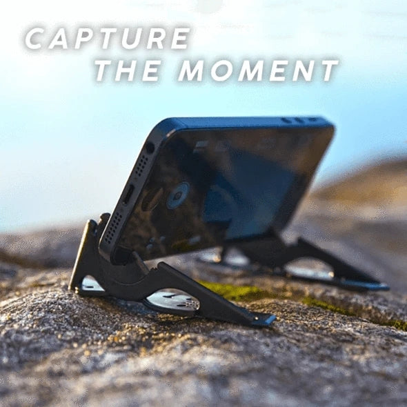 (BUY 1 GET 1 FREE)Foldable Pocket Phone Tripod