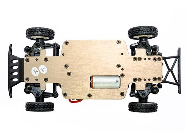 Off-Road RC Car High-speed 30km/h Alloy Chassis Structure