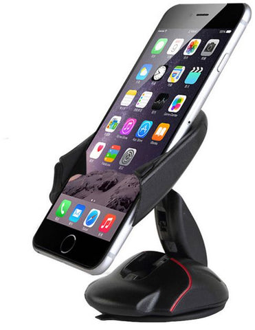 Mini retractable mouse cell phone holder suction cup holder car holder multifunction