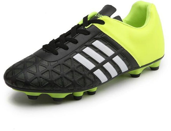 Soccer Shoes For Boys Football Traning Athletic Shoes, 34 EU