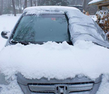 Smart Windshield Cover - Remove Snow In Seconds!