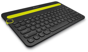 Portable Waterproof Bluetooth Keyboard