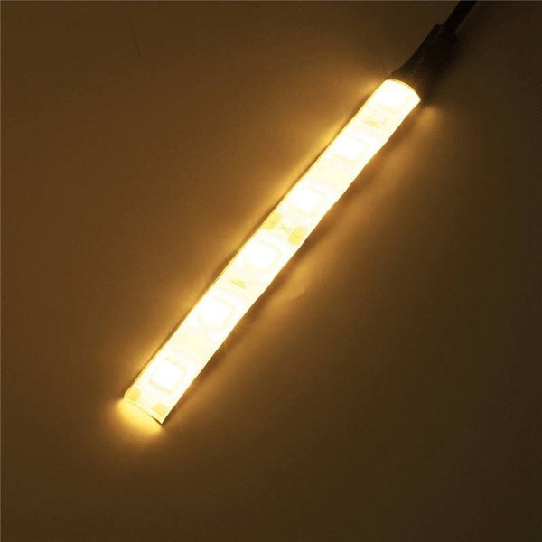 LED Flexible Strip Light Car Auto Decor Lamp