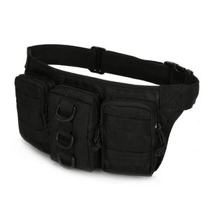 Tactical Camouflage Waist Pack