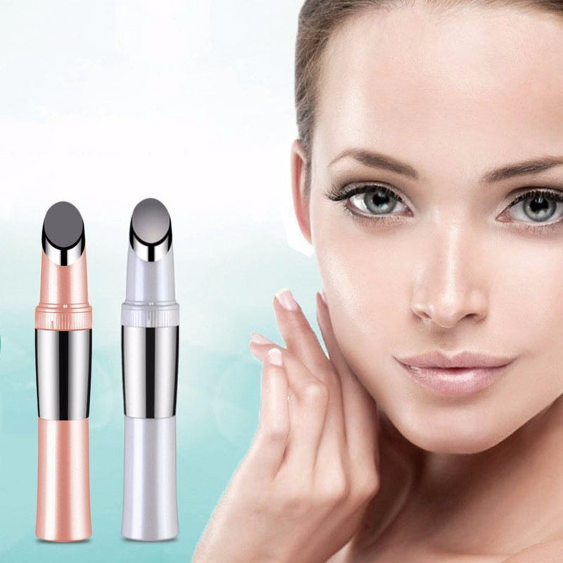 USB Rechargeable Electric Eye Massager Anti-aging Eye Beauty Device Dark Circles Remover Eye Skin Lifting Machine Hot New