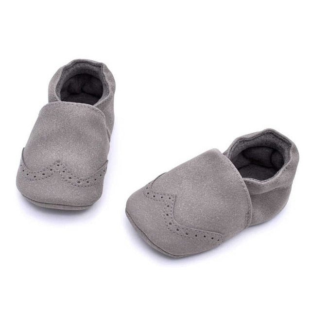 Newborn Baby Shoes Girl Boy Spring Autumn Soft Nubuck Shoes Kids Moccasins Footwear First Walker Shoes for Baby Toddler Shoes