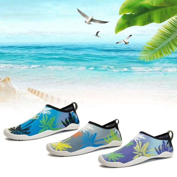 Outdoor Diving Shoes Breathable Unisex Water Aqua Socks Ultra-light Quick-Dry Swimming Shoes for Beach Walking Yoga