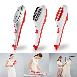 Garment Steamer Brush Handheld Steam Iron For Clothes Ironing Steamer Garment Underwear Steamer Iron Brushes 3 Heads