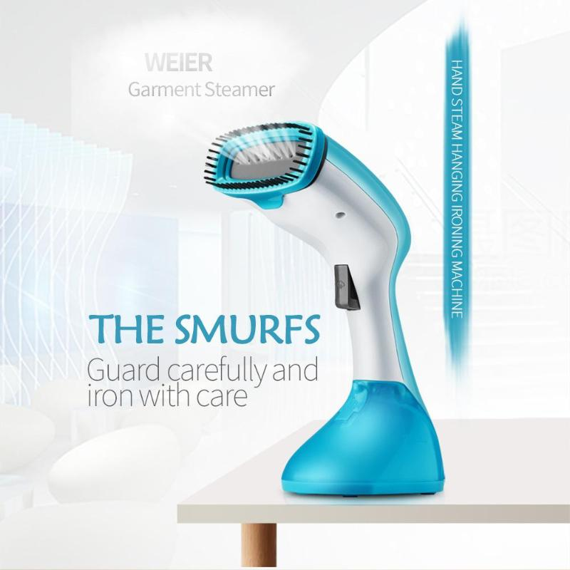 240mL Handheld Semi-automatic Iron Steamer Garment Steam Irons Fast-Heat for Home Travelling Portable Steam Iron 1200W