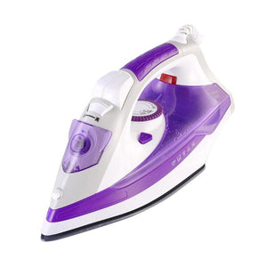 2000W Portable Mini Electric Steam Iron For Clothes Home Travelling Clothes Ceramic soleplate iron Handheld Flatiron for ironing