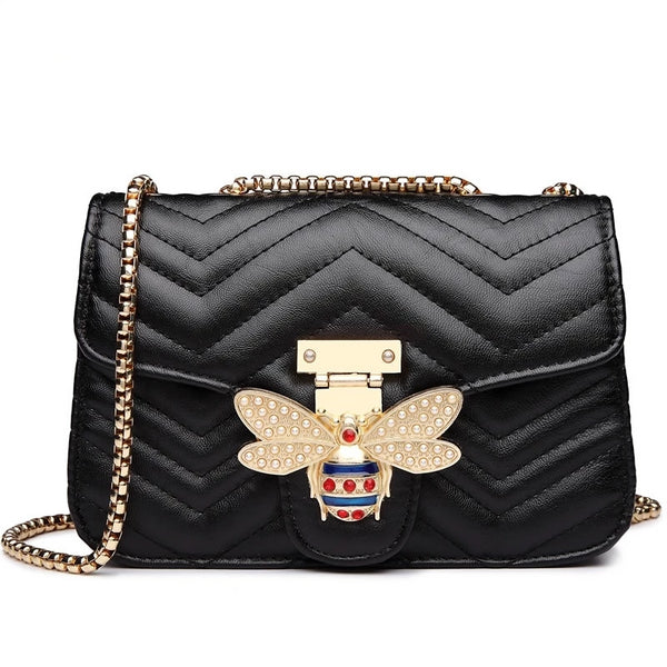 Chain Shoulder bags for women 2019 Luxury Handbags Women Bags Designer Famous Brands Messenger Ladies Leather Handbag Sac A Main