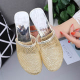 HEE GRAND 2019 New Summer Fashion Slippers Solid Strange Style Slippers for Outside Comfortable Shallow Shoes Size 35-39 XWT1658