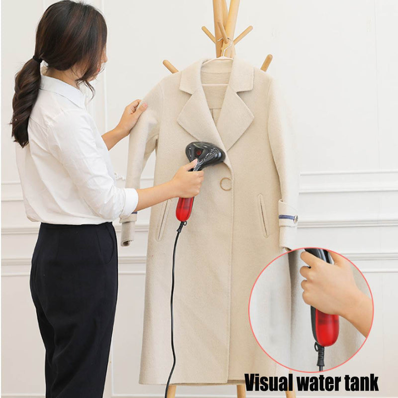 Mini HandHeld Garment Steamer Portable Clothes Iron Steamer Fabric Steamer For Travel Home Clothes Ironing