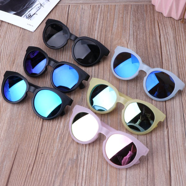 2019 New Kids Sunglasses Grils Lovely Baby Sunglasses Children Glasses Sun Glasses For Boys UV400