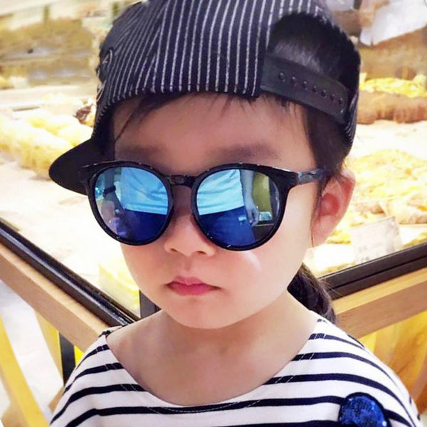 Zilead Baby Small Round Frame Sunglasses For Boys&Girls Brand Kids Sun Glasses Eyewear Eyeglasses UV400 oculos