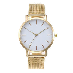 【Buy one get one free】Fashion Women Watches Personality Romantic Rose Gold Watch Stainless Steel Ladies Watch Clock reloj mujer zegarek damski