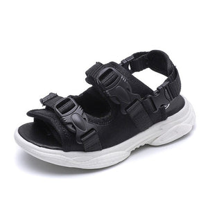 COMFY KIDS Summer boys beach sandals shoes for children's sandals fashion casual comfortable kids sandals for boys and girls