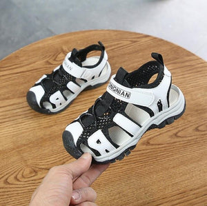Children's Sandals Boys Beach Shoes Fashion Girls Sandals Boys Water Shoes Light Boys Loafers Shoes Kids Shoes 5-15 Years