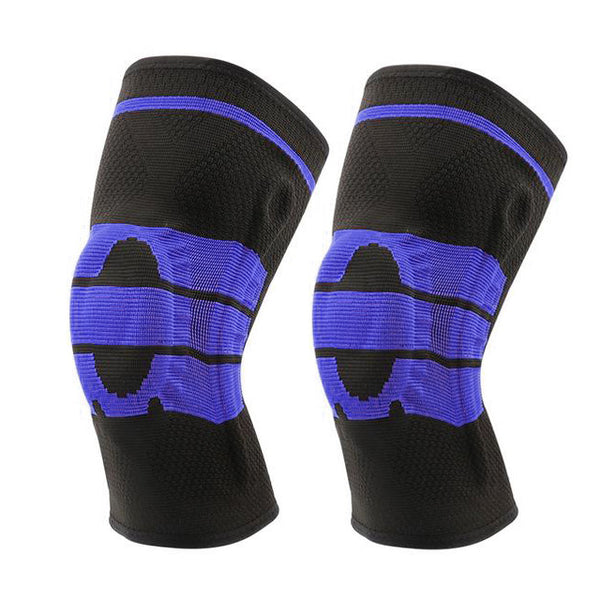 [Buy 1 get 1 free]New Knee Brace Support Sports Nylon Sleeve Pad Compression Sport Pads Running Basket Elbow Knee Pads