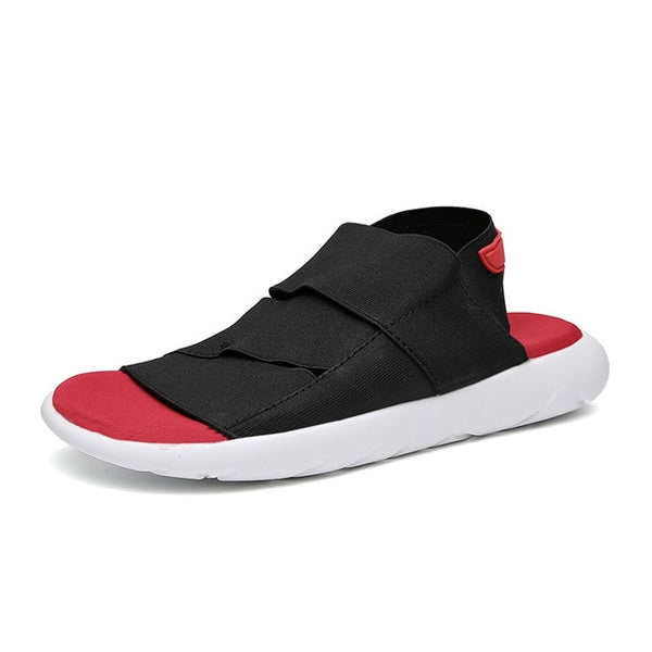 High Quality Outdoor Summer Shoes For Men Breathable Beach Sandals Comfortable Men's Sandals Casual Black Beach Shoes Casual