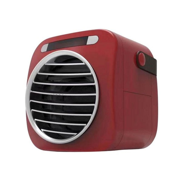 Mini Air Conditioning Fan USB Rechargeable Air Cooler Compact Portable Ultra Silent Energy Saving Air Conditioner Cooler Tools