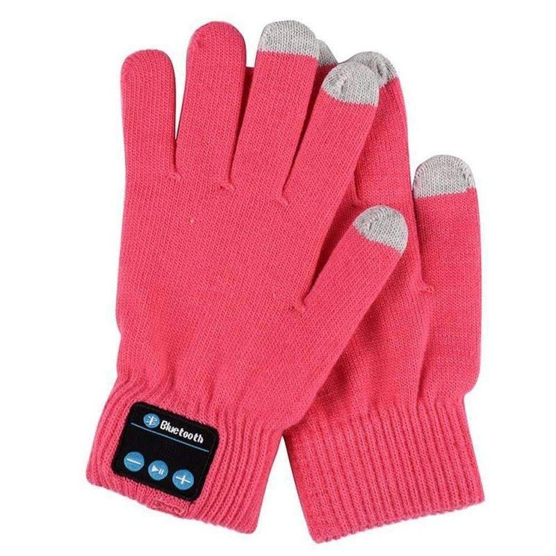 Smart Gloves -Keep Warm And Make Phone Calls With Hand