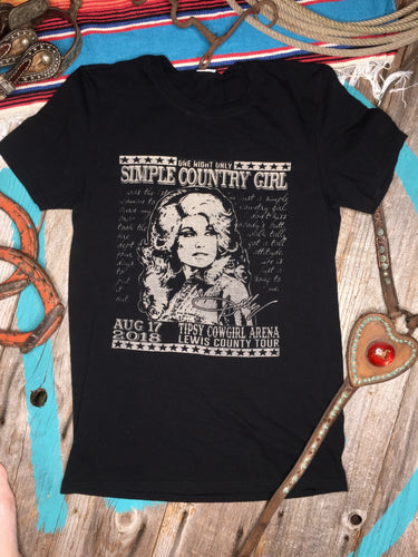 DOLLY Concert Tee