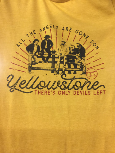 YELLOWSTONE- Only devils left
