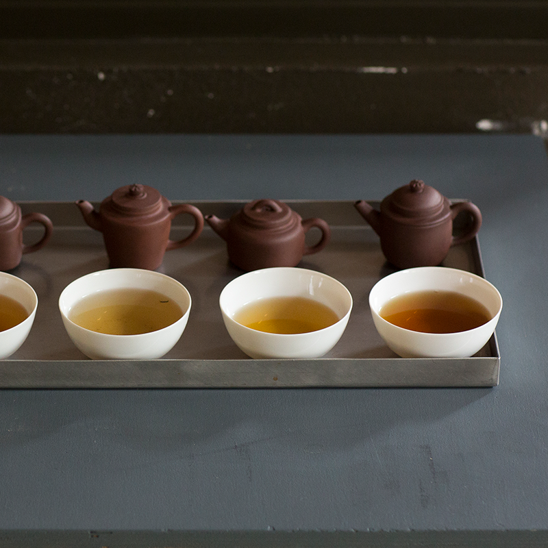 NEW TAIWANESE OOLONG TEAS