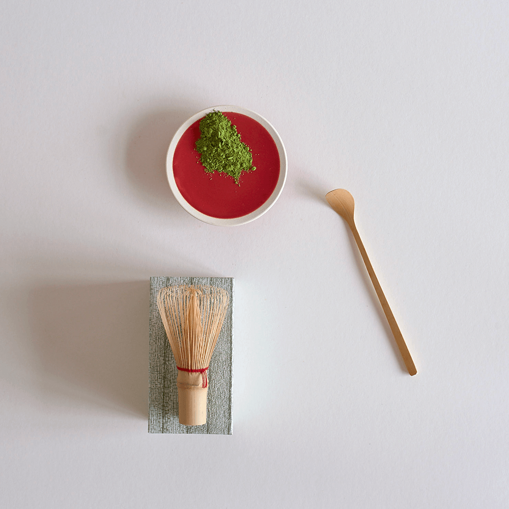 Matcha Whisk & Scoop Set