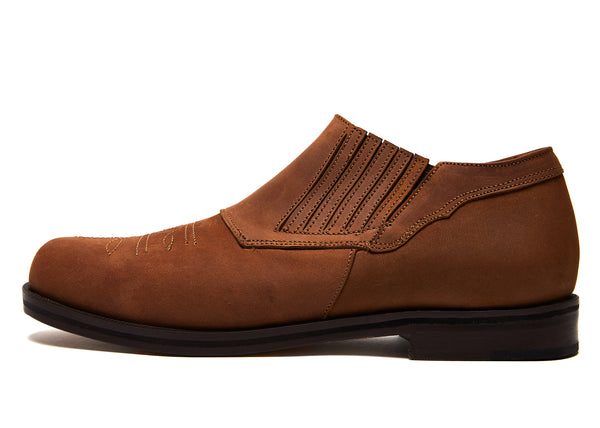Montreal Shoes Brown