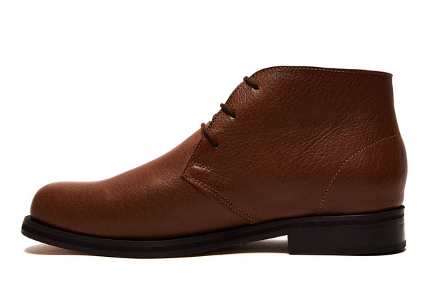 Van der Rohe Boots Brown